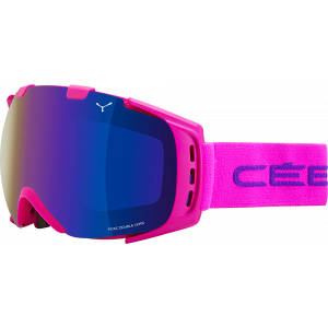 Cebe Masque de ski OTG Origins M Rose/Brown Flash Blue