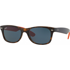 Ray-Ban New Wayfarer Matte Havana Grey