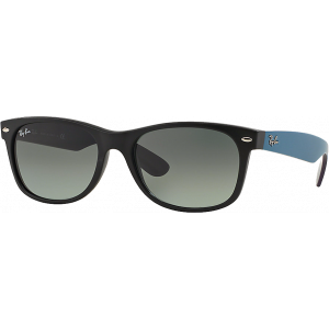 Ray-Ban New Wayfarer Black/Blue Grey Gradient