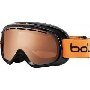Bolle Masque de ski Bumpy Shiny Black Guitar Citrus Gun