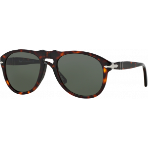 Persol 0649 Tortoise Grey Green