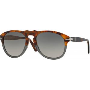 Persol 0649 Vintage Celebration Fuoco e Ardesia Grey Gradient Polarized