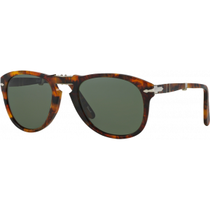 Persol 0714 Steve Mc Queen Vintage Celebration Caffe Green Polarized