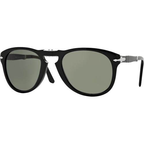 Persol 0714 Black Grey Green