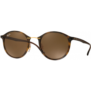 Ray-Ban Round Light Ray Havana Brown
