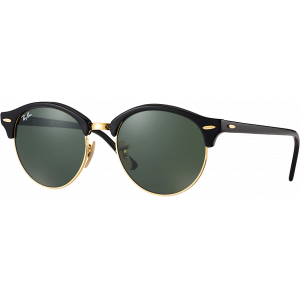 Ray-Ban Clubround Noir G-15 XLT