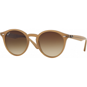 Ray-Ban RB2180 Light Brown Brown Gradient Mirror