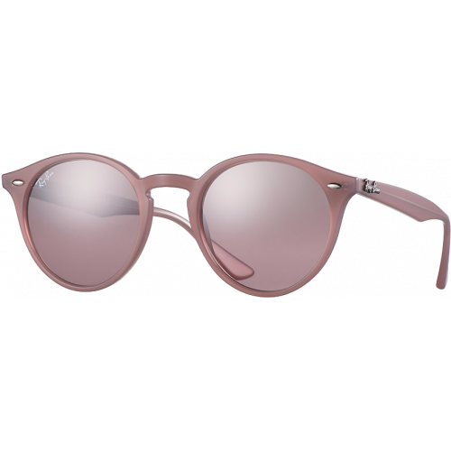 Ray-Ban RB2180 Medium Rose Rose Dégradé Miroité