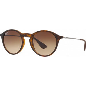 Ray-Ban RB4243 Rubber Havana Brun Dégradé