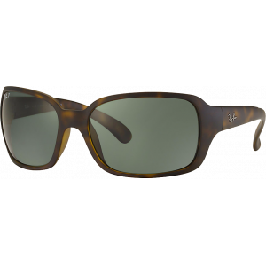 Ray-Ban RB4068 Havana Green Polarized