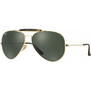 Ray Ban Outdoorsman II Arista/Havana G-15 XLT