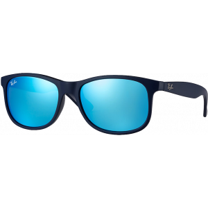 Ray-Ban Andy Shiny Blue Blue Gradient