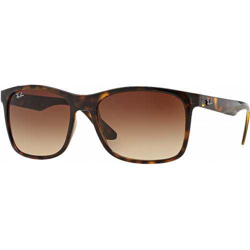 Ray-Ban RB4232 Ecaille Brillant Brun Dégradé