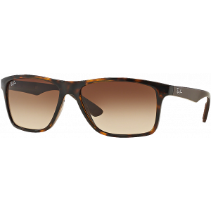 Ray-Ban RB4234 Ecaille Brillant Brun Dégradé