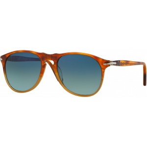 Persol 9649S Resina e Sale Blue Gradient Polarized