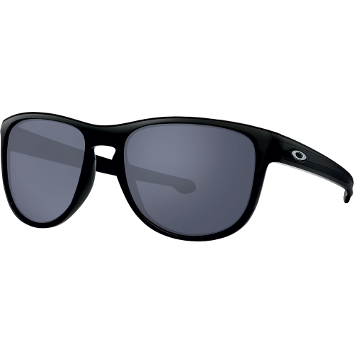73935ab187e Oakley Sliver R Matte Black Grey - Oakley Sunglasses