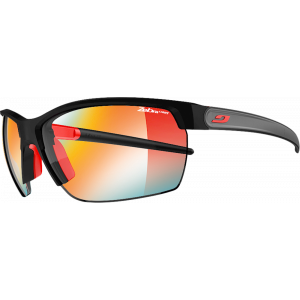 Julbo Zephyr Black/Red Zebra Light Fire