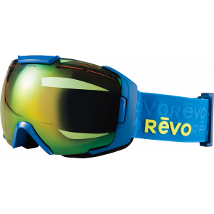 Revo Masque de ski Echo Bleu Green Water Polarisé Photochromique