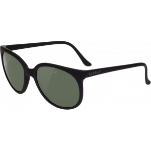 Vuarnet 02 Matte Black Grey Polarized