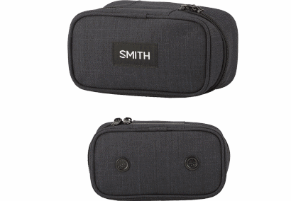 Smith zipped hard goggle case