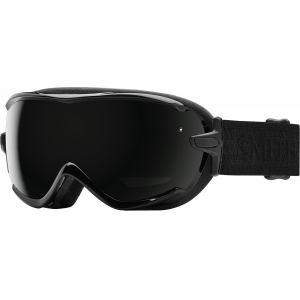 Smith Ski Goggles Virtue Black Blackout