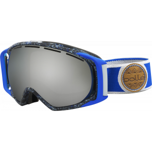 Bolle Masque de ski Gravity Bleu/Gris Black Chrome