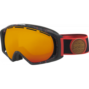 Bolle Gravity Noir/Rouge Fire Orange