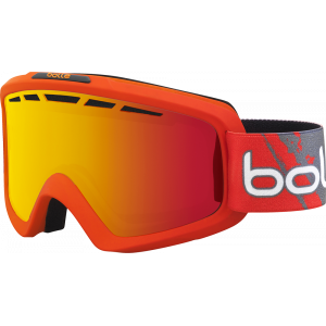 Bolle Masque de ski Nova II Rouge Mat Dégradé Fire Orange