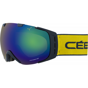 Cebe Origins L Blue/Yellow Brown Flash Blue