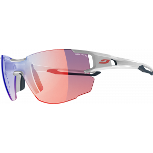 Julbo Aerolite Blanc/Bleu Zebra Light Red