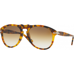 Persol 0649 Small Vintage Celebration Madreterra Brun Dégradé