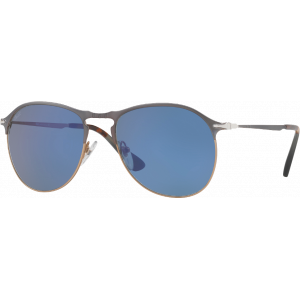 Persol 7649S Large Grey Blue