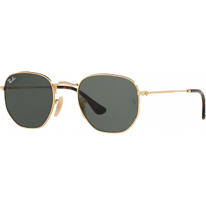 Ray-Ban Hexagonal Flat Lenses Doré G-15