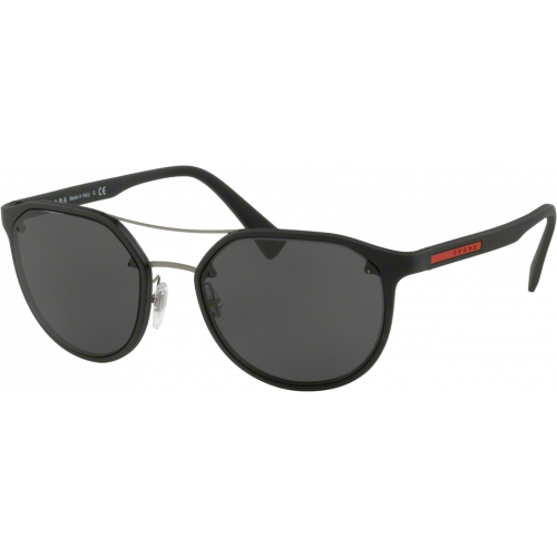 Dark Fashiondesigner Black Sps55s Grey Sunglasses Prada ZxqwEnf118