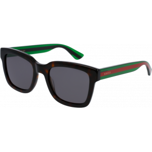 Gucci 0001/S Havana/Green Grey