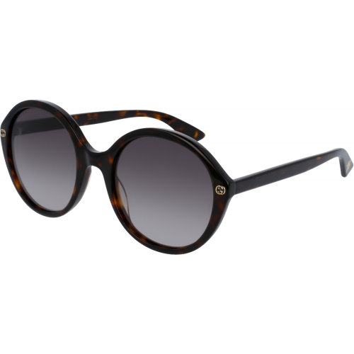 d31327381f1 Gucci 0023 S Havana Brown Gradient - Fashion Designer Sunglasses