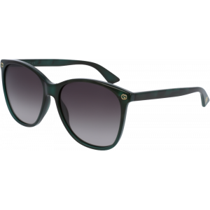 Gucci 0024/S Green Brown Gradient