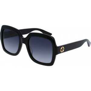 Gucci 0036/S Black Grey Gradient