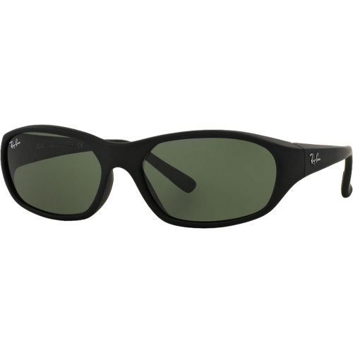 6d7a1d9c1c Ray-Ban Daddy O Matte Black Green - Ray-Ban Active