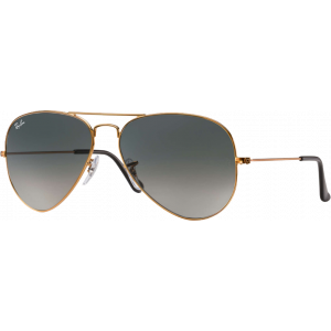 Ray-Ban Aviator Gradient Bronze Gris Dégradé