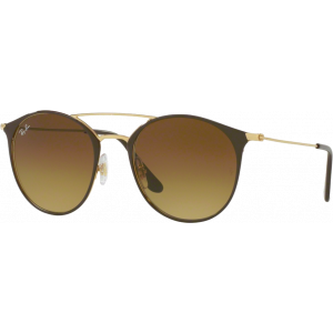 Ray-Ban RB3546 Brown/Gold Brown Gradient