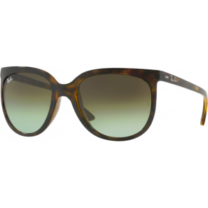 Ray-Ban Cats 1000 Havana Green Gradient
