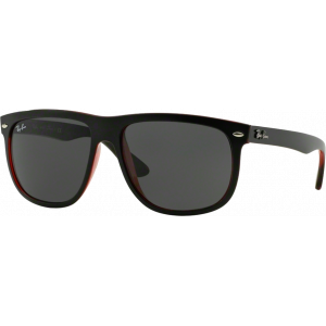 Ray-Ban RB4147 Black/Red Dark Grey