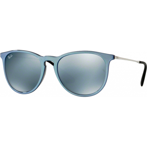 100e31cc32650 Ray-Ban Erika Grey Grey Mirror Silver - EyeShop