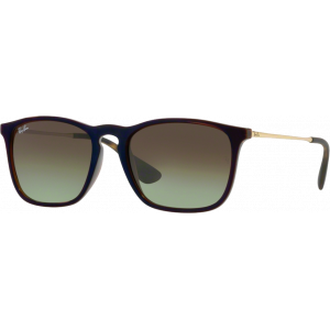 Ray-Ban Chris Brown Transparent Green Gradient