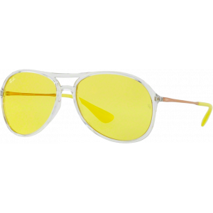 Ray-Ban Alex Transparent Yellow
