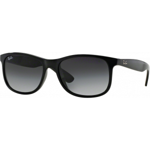 Ray-Ban Andy Black Grey Gradient