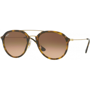 Ray-Ban RB4253 Ecaille/Doré Rose Dégradé Brun