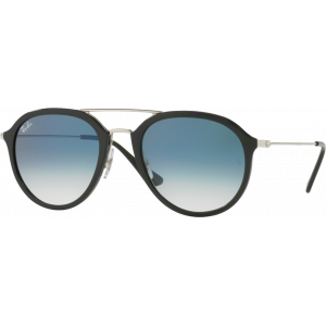 Ray-Ban RB4253 Large Black/Silver Blue Gradient