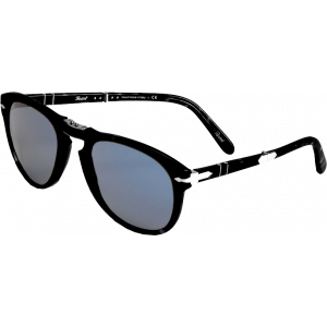 Persol 0714 Steve Mc Queen Black Blue Polarized